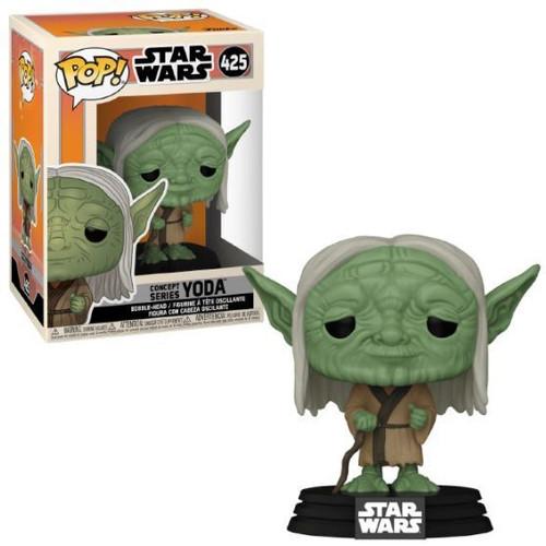 Star Wars : POP Figure Concept Series - Yoda