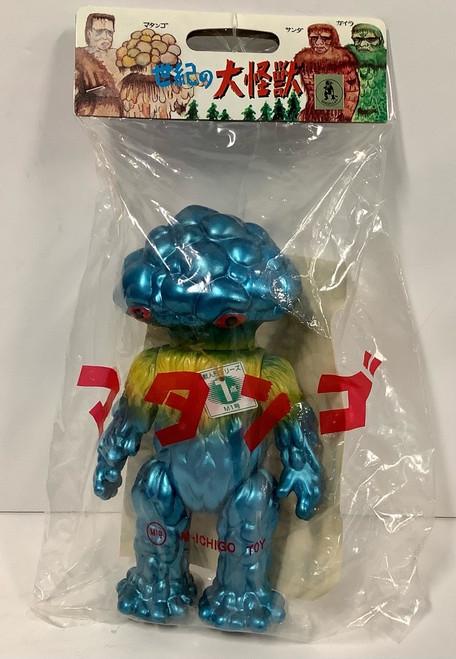Matango: Soft Vinyl Figure - Seikino Daikaiju Matango Metalic Blue (105014046)