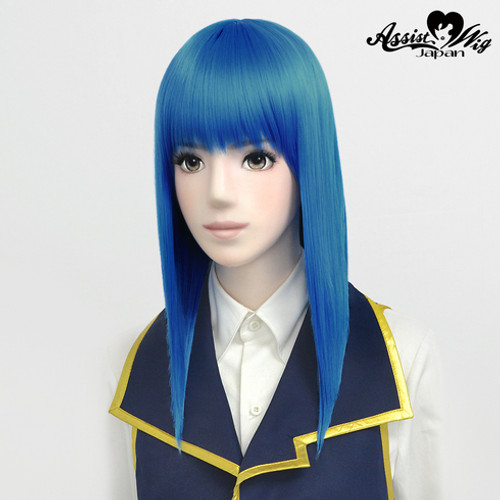 Assist: Pure Medium Wig - Blue 12 (Basic) (012259)