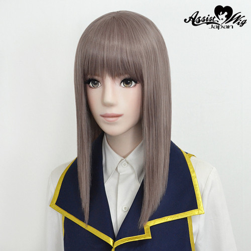 Assist: Pure Medium Wig - Light Purple 21 (Basic) (12163)