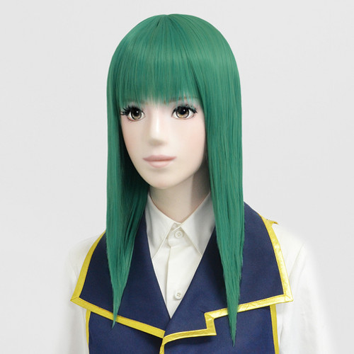 Assist: Pure Medium Wig - Green 32 (Basic) (12352)