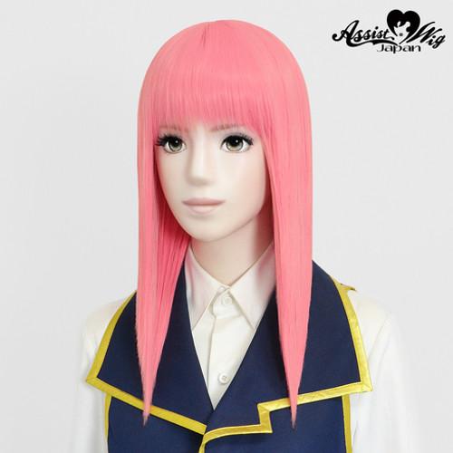 Assist: Pure Medium Wig - Pink 07 (Basic) (012062)