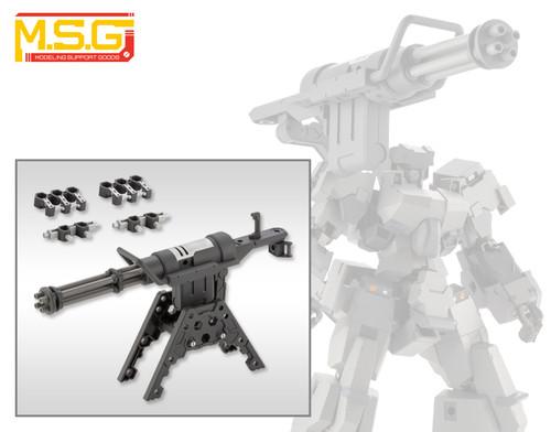 MSG Modeling Support Goods: Plastic Model Kit - Heavy Weapon Unit 32 Gatling Gun 2