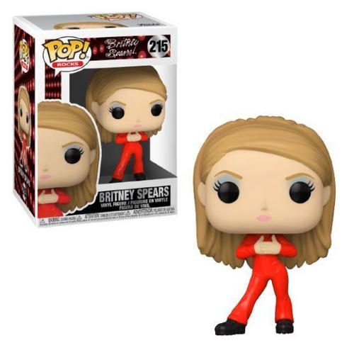 POP Rocks: Pop Figure! - Britney Spears Oops! I did it again
