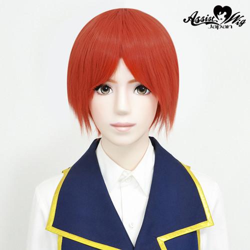 Assist: Pure Short Wig - Orange 04 (Basic) (011520)