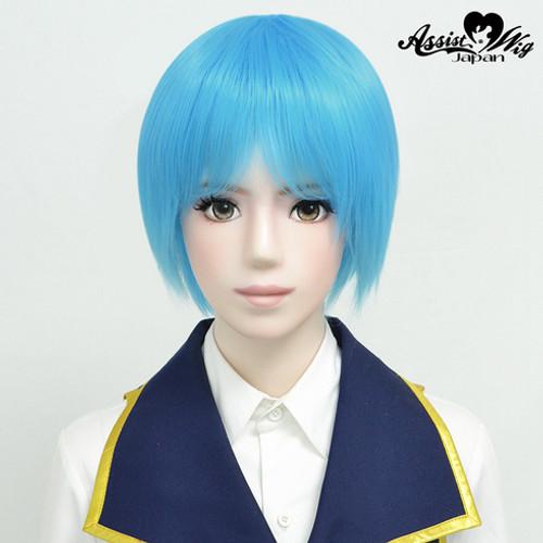 Assist: Pure Short Wig - Light Blue 11 (Basic) (011725)