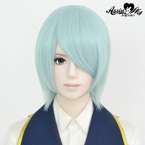 Assist: Regular Short Wig - Light Blue 19 Basic + (19771)