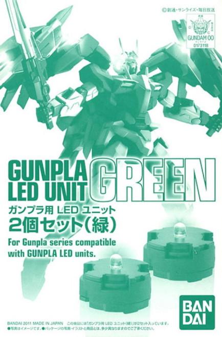 Gundam: Gunpla LED Unit Green