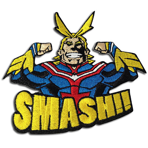 My Hero Academia: Patch - All Might Smash!!