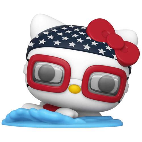 Hello Kitty Sports: Funko POP Figure - Swimming Hello Kitty
