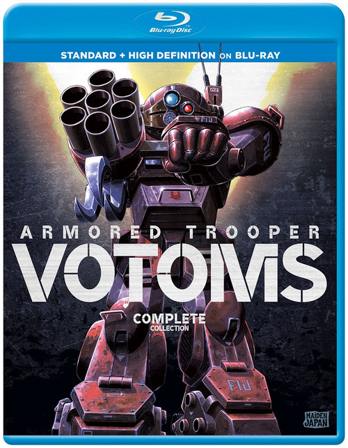 Votoms: Complete Collection (Blu-Ray)