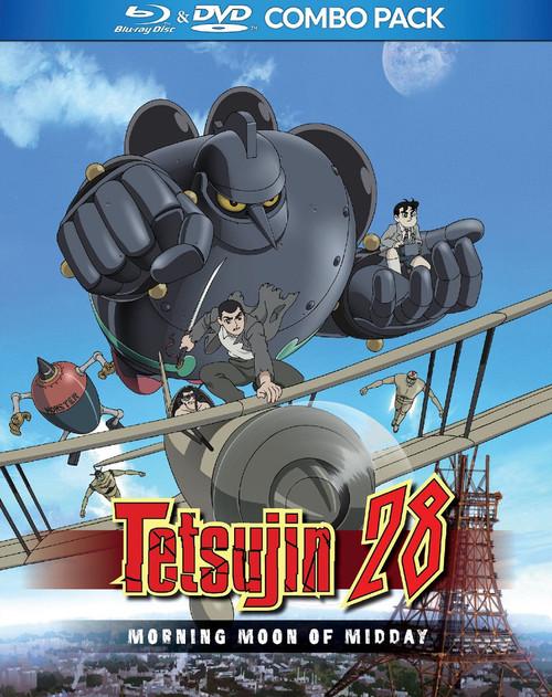Tetsujin 28: Morning Moon Of Midday (Blu-Ray/DVD)