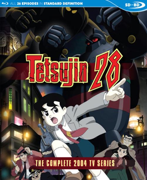 Tetsujin 28 - Complete Series (Blu-Ray)