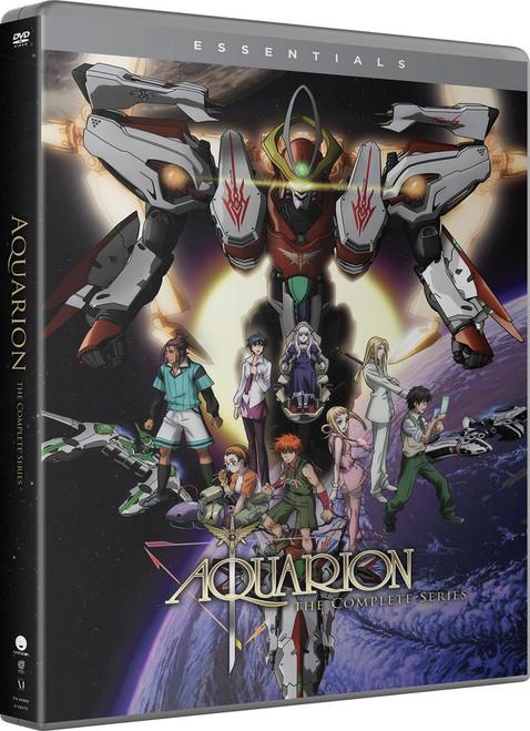 Aquarion: Complete Series Essentials (DVD)