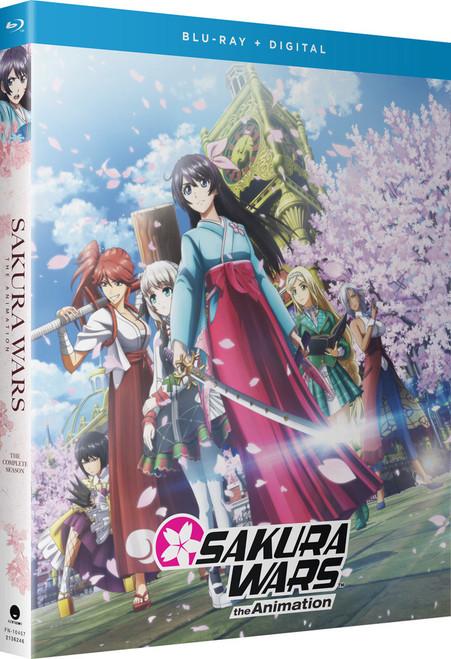 Shin Sakura Wars: The Animation (Blu-Ray)