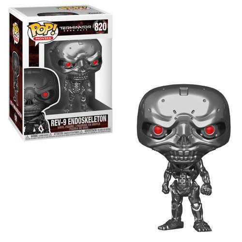 Terminator Dark Fate: POP! Vinyl Figure - Rev-9 Endoskeleton (102000009985)