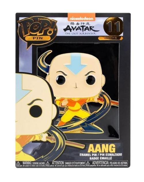 Avatar The Last Airbender: Funko Pins - Aang (105017947)