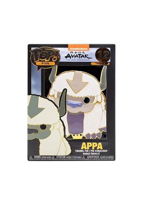 Pins - Avatar the Last Airbender - Appa