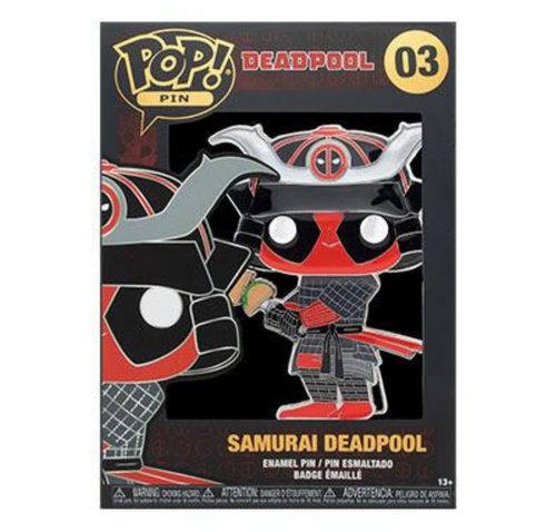 Pins - Deadpool: Samurai Deadpool (105017956)