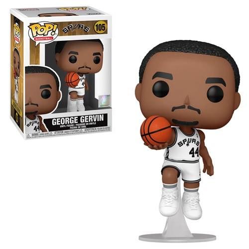 NBA Legned Spurs: Funko Pop - George Gervin (105017978)