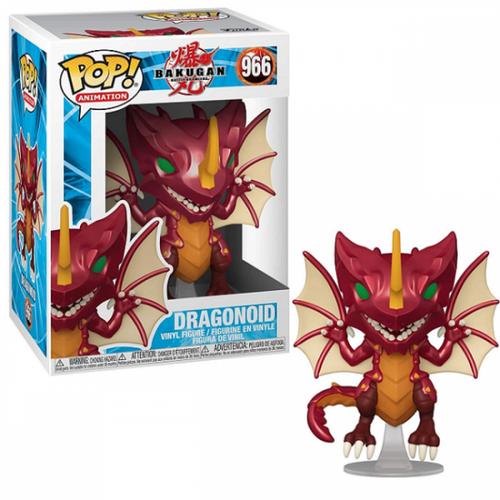 Bakugan: POP Figure - Dragonoid