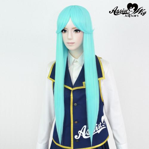 Assist: Pure Long Wig - Light Blue 20 (Basic) (012736)