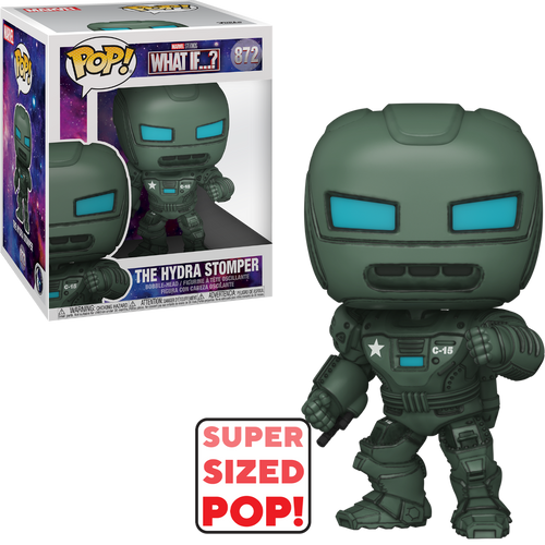Marvel What If...?: Funko Pop - The Hydra Stomper