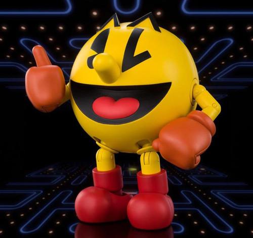 Pac-Man: S.H. Figuarts - Pacman