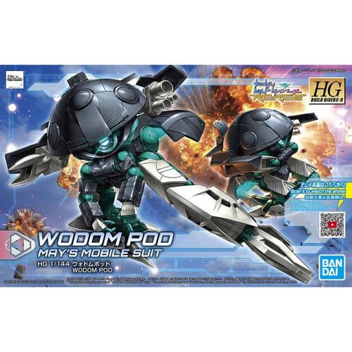 Gundam Build Divers Re:Rise: HGBD 1/144 Scale Model Kit - Wodom Pod