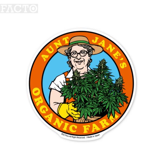 Facto: Strong Sticker - El Pino (Large) (3ZSDB009)
