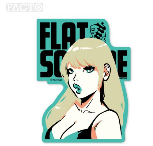 Facto: Strong Sticker - Kentoo (1CSBB101) (Small)