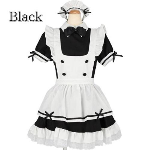 Bodyline: Costume -  Tokyo Angel Maid (Black) (2L)