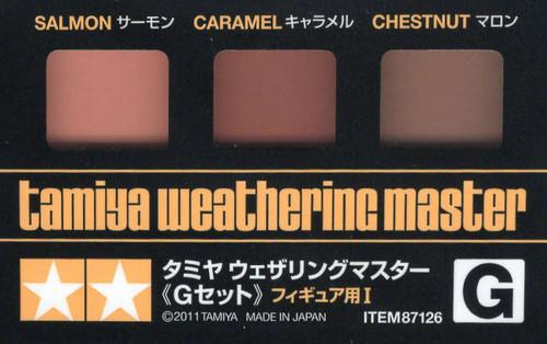 Tamiya: Weathering Tool - Weathering Master Set G Figures I