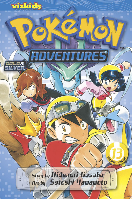 Pokemon Adventures Vol. 13 (Manga)