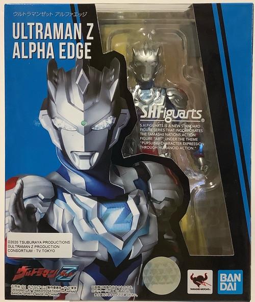 Ultraman Z: S.H.Figuarts - Ultraman Z Alpha Edge (105023407)