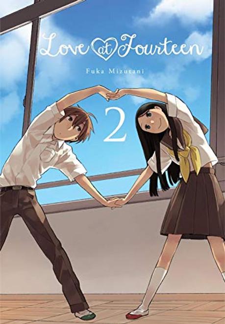 Love at Fourteen Vol. 2 (Manga)