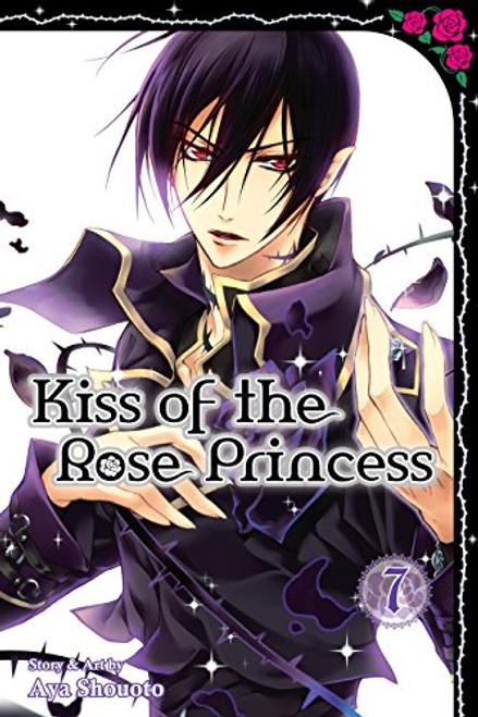 Kiss of the Rose Princess Vol. 7 (Manga)
