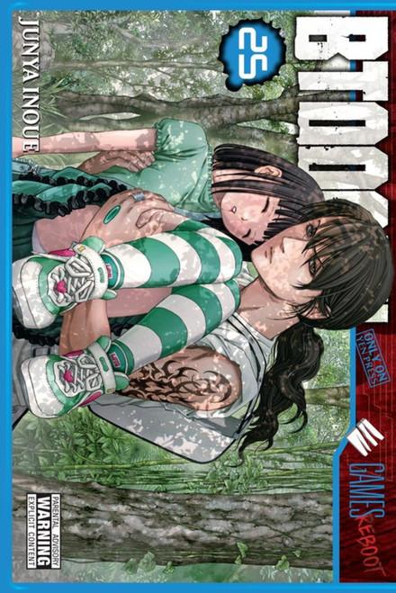 Btooom! Vol. 25 (Manga)