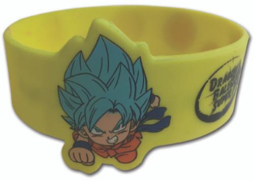 Dragon Ball Super: Wristband - SSGSS Goku