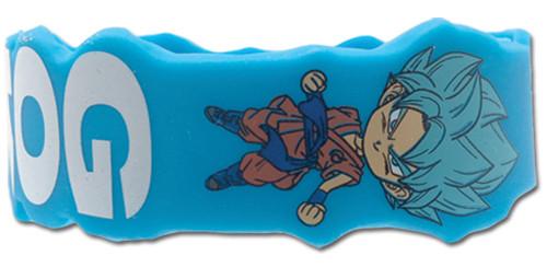 Dragon Ball Super: Wristband - Super Saiyan Blue Goku