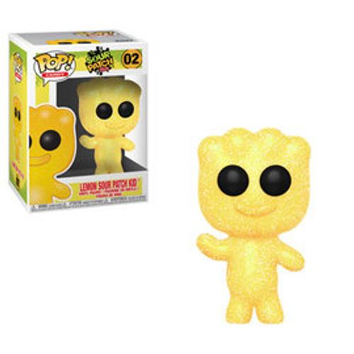 Pop Candy: Pop Figure! - Yellow (Sour Patch Kids)