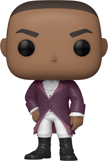 Hamilton: Pocket Pop Key Chain - Aaron Burr