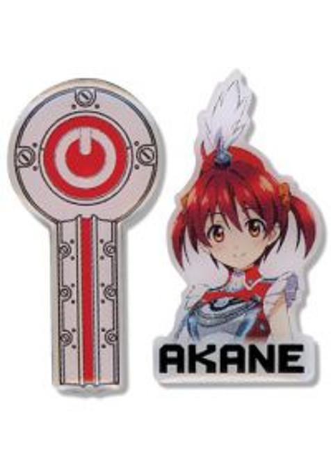 Vividred Operation: Pins - Akane & Operation