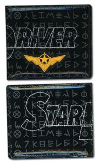 Star Driver: Wallet - Driver Icon Bi-Fold
