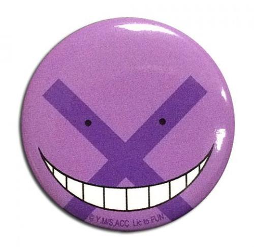 Assassination Classroom: Button - Koro-Sensei Incorrect 1.25''