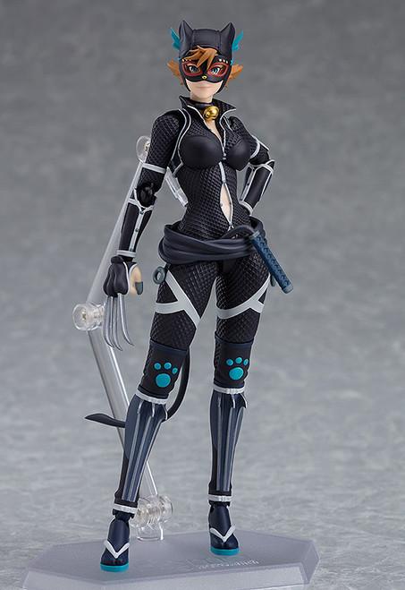 Batman Ninja: figma Catwoman Ninja Ver.