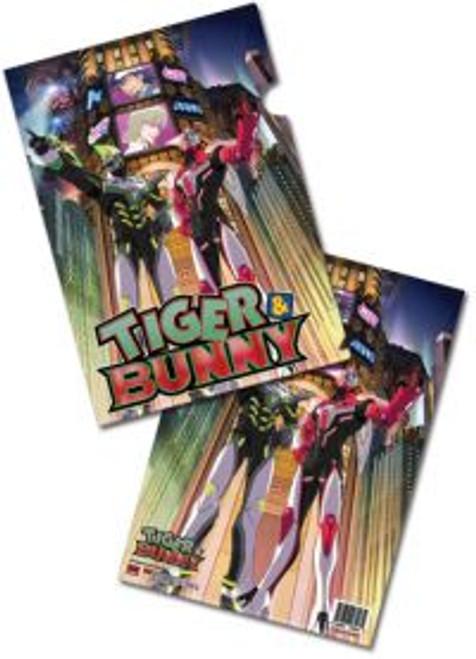 Tiger & Bunny: File Folder - Tiger and Bunny