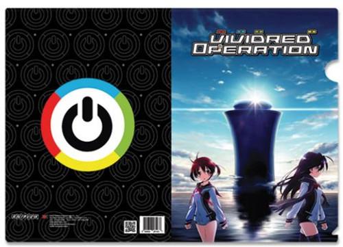 Vividred Operation: File Folder - Akane & Aoi