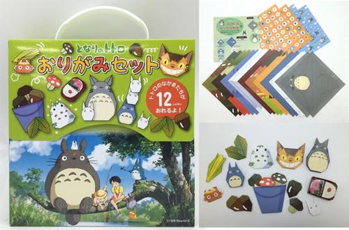My Neighbor Totoro: Origami - Set