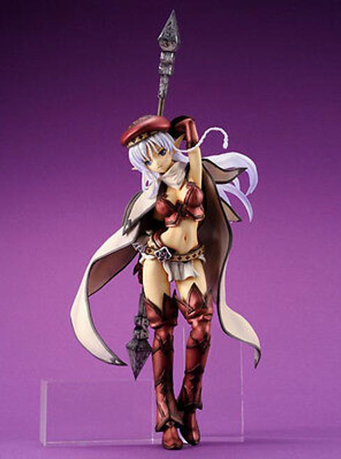 Queen's Blade: 1/8 Scale Figure - Alleyne 2P Color Ver.